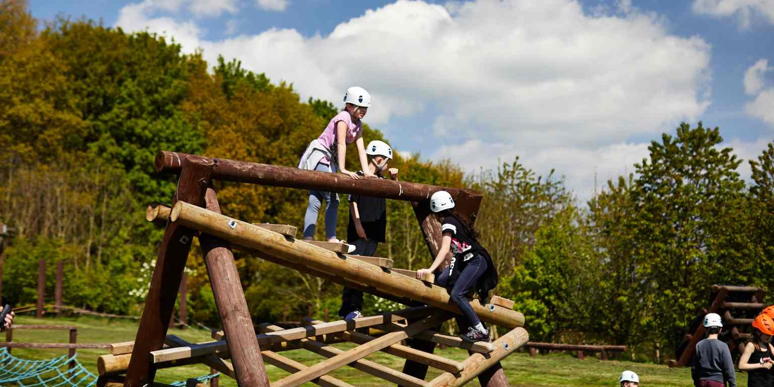 Herd Farm Activity Centre Activities To Suit Everyone