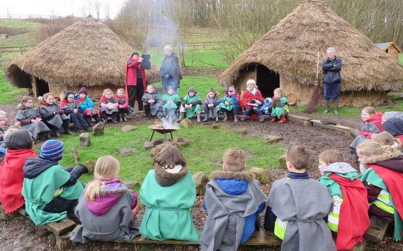 Iron Age houses